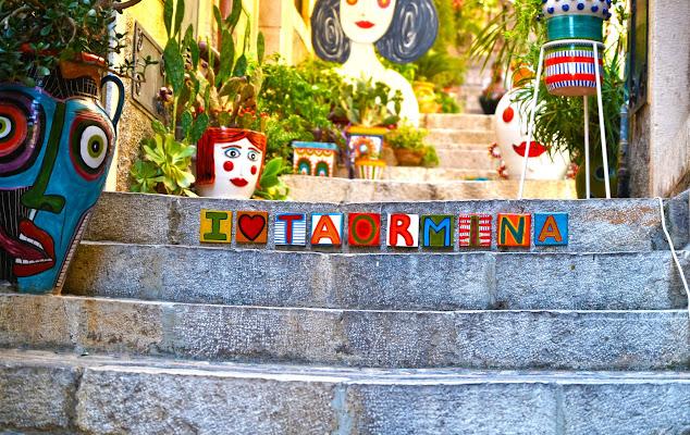 I love Taormina di dottorleoni