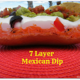 7 Layer Mexican Dip Recipe
