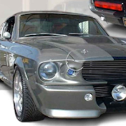 Wallpaper Ford Mustang GT500E