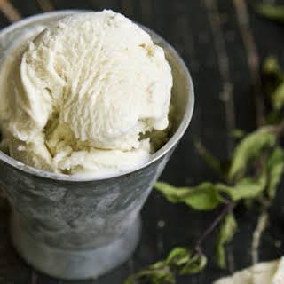 Jeni Britton Bauer's Jasmine Green Tea Ice Cream.