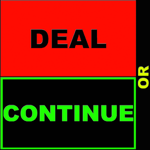 Deal or Continue 2.4 by Mobile23.net logo