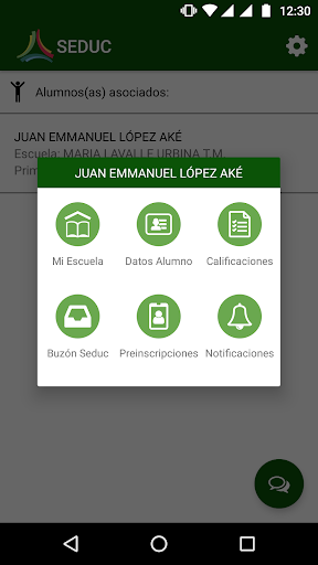 SEDUC Consulta Escolar 1.3.17 screenshots 3