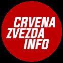 Crvena Zvezda Info icon