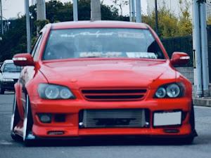 アルテッツァ SXE10 RS200  SXE10改  12年のカスタム事例画像 マルちゃんさんの2020年03月05日08:25の投稿