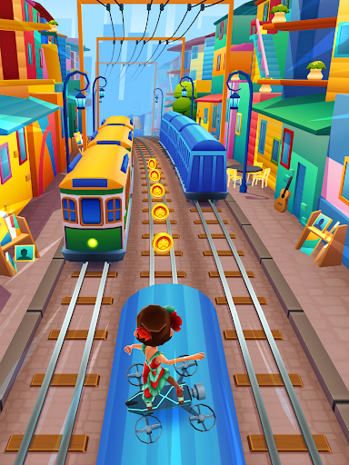Subway Surfers 1.118.0 screenshots 11