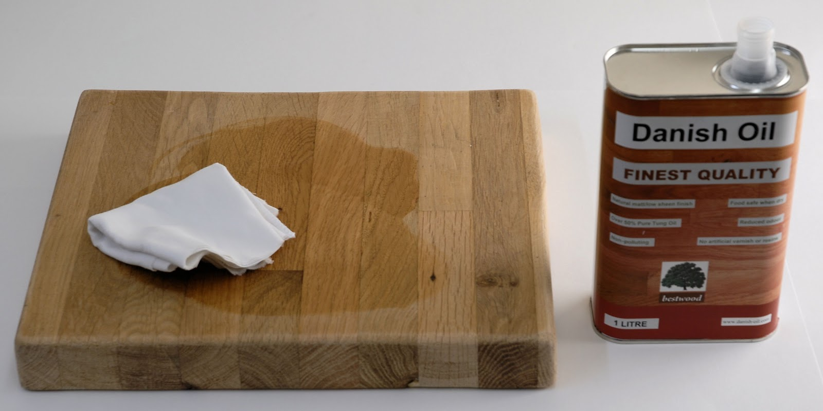 Tung oil vs danish oil - Glossary