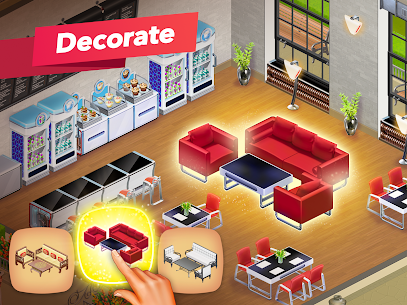 My Cafe Recipes & Stories Mod Apk 2020.7.1 (Unlimited Coins) 8