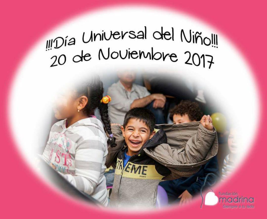 dia universal del niño, 20 de noviembre 2017