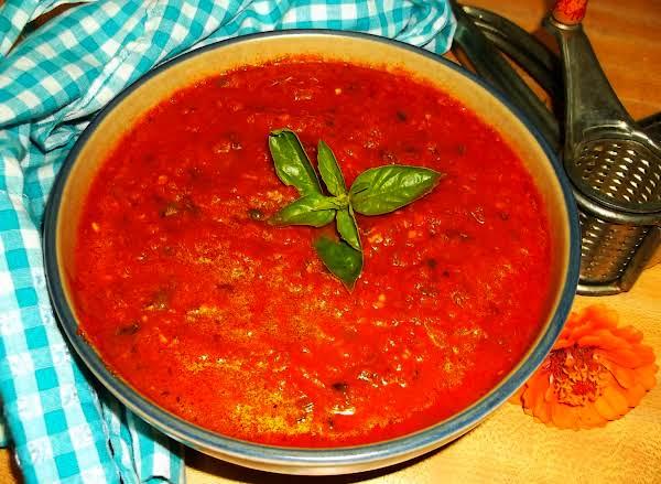 Puttanesca Sauce From Scratch. My Own, Original Recipe. Addictive!