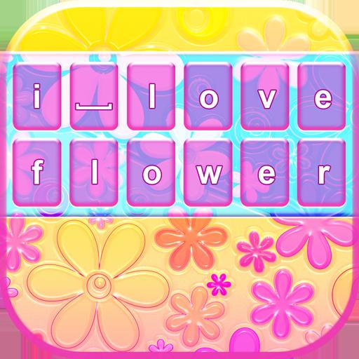 Flower Custom Keyboard Theme Icon