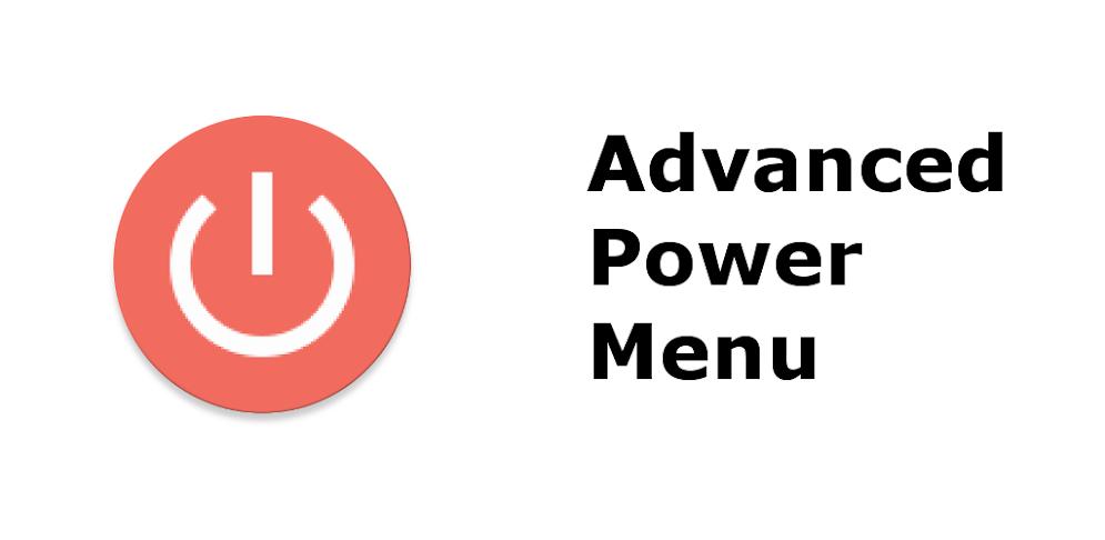 Advanced Power Menu [ROOT] APK v