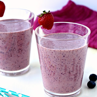 Very Berry Smoothie.