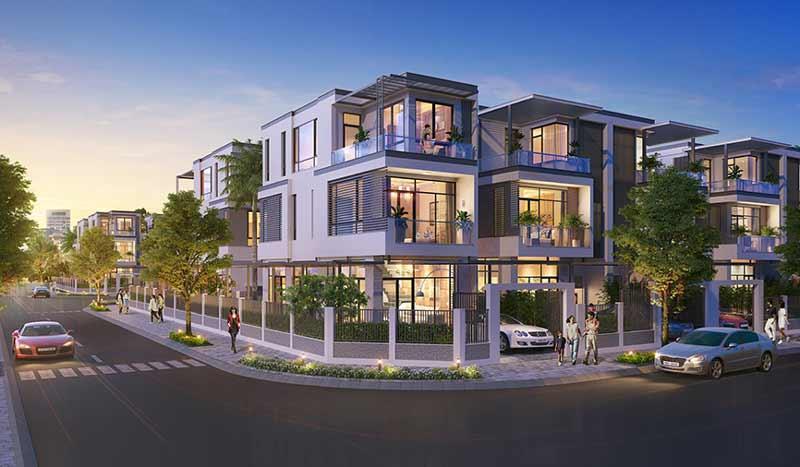 Nhà phố Đông Tăng Long khu đất vàng đáng giá được nhà đầu tư coi trọng