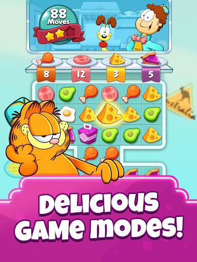 Garfield Food Truck android2mod screenshots 6