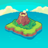 Tinker Island - Pixel Art Survival Adventure Icon