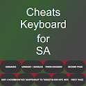 Cheats Keyboard for San Andreas icon
