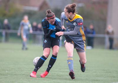 Luna Vanzeir bezorgt OH Leuven eerste puntje in Super League