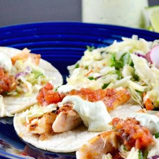 Healthy Fish Tacos | Wild Caught Cod.