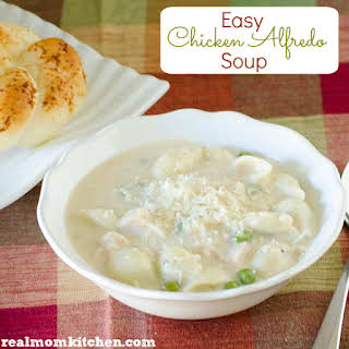 Alfredo Sauce Soup Recipes.