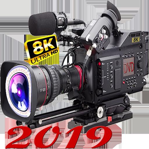 8K 2019 HD Zoom Camera