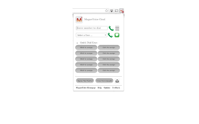 MagnetVoice Cloud Extension