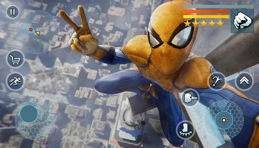 Spider Rope Gangster Hero Vegas - Rope Hero Game apkmr screenshots 22