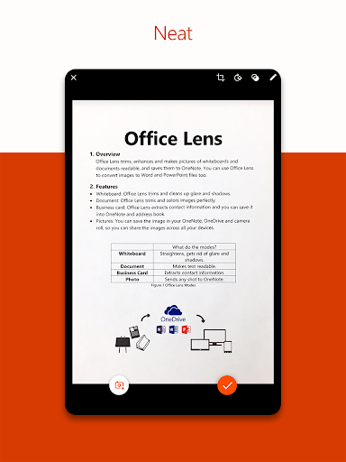 Office Lens screenshot 12