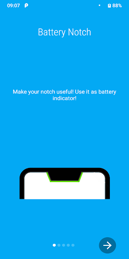 Battery Notch v0.5 screenshots 1