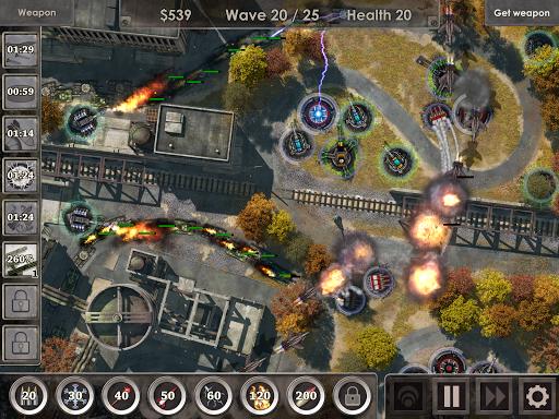 Defense Zone 3 HD screenshots 2
