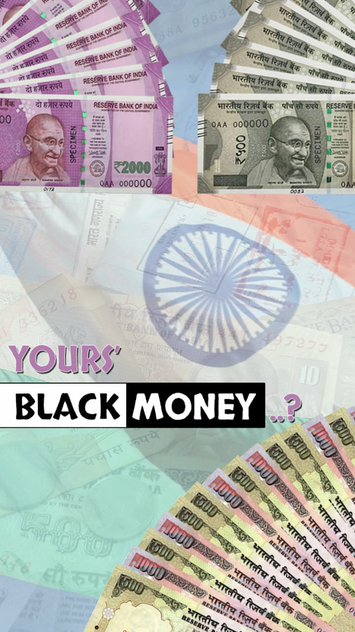 Yours' Black Money- screenshot
