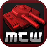 Maniac Tank Wars Icon