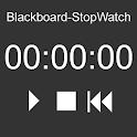 Blackboard-Stopwatch icon