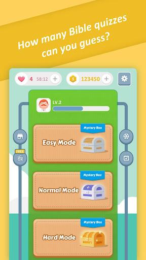 Bible Trivia Quiz - Free Bible Game 1.3.0 screenshots 1
