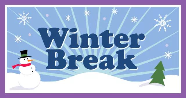 2019 Winter Break