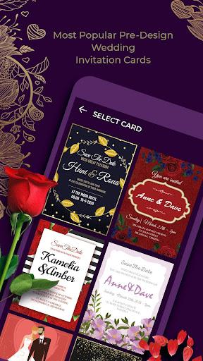 spesso Wedding Invitation Card Maker - Creator (RSVP) by Nilesh Jain FO36