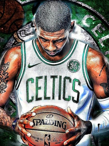 ... Kyrie Irving 2018 Wallpaper screenshot 4 ...