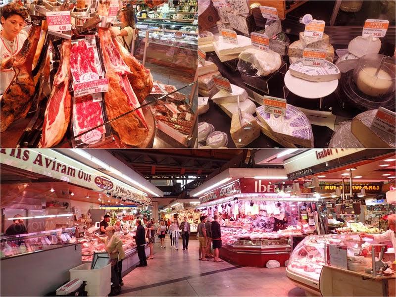 Santa Caterina Market (Barcelona, Spain)