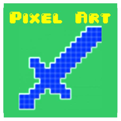 Pixel Art For Minecraft Fans Coloring Skins Book Aplicații