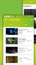 Free Music for Youtube Player - Lemon Tunes