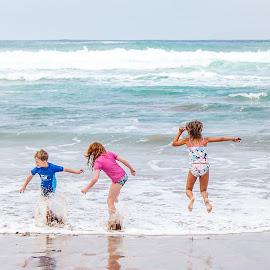 water time by Sheena True - Babies & Children Children Candids ( water, sand, fun, beach, kids )