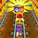Subway Surfing Train Surf Endless Run icon