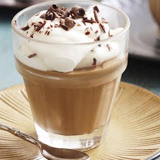 Espresso Mousse Cups.