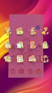 Sad girl stylish theme--APUS Launcher theme