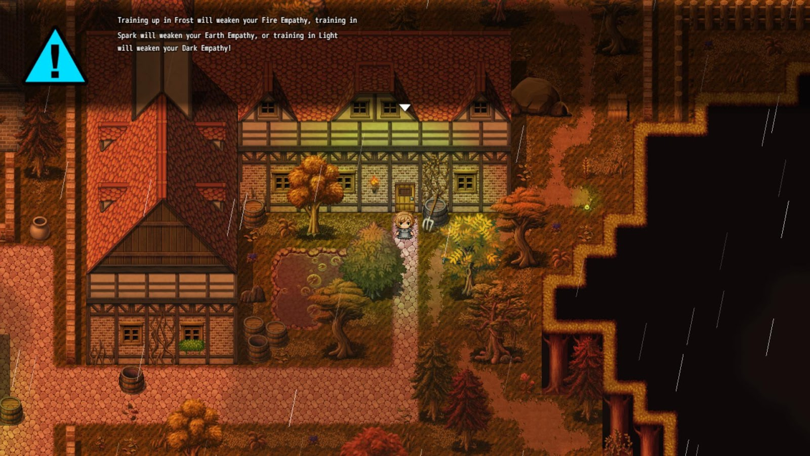 Unhappy Ever After RPG- screenshot