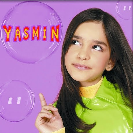 "Capa do álbum ""Yasmin""."