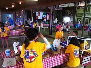Photo: Mustang day camp; siblings at HFR