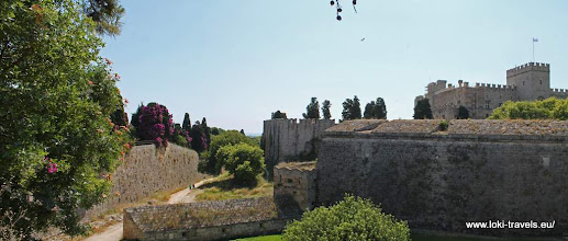 Photo: Rhodos oude stad   Rhodes old town