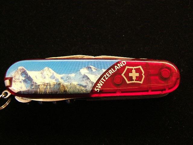 I Love Sak S Victorinox Climber Jungfrau Souvenir