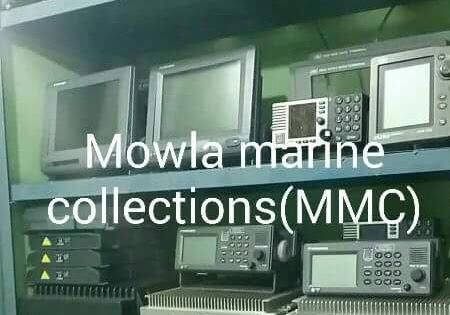 VARIOUS TYPE OF MARINE USED ELECTRONICS EQUIPMENT FOR SALE