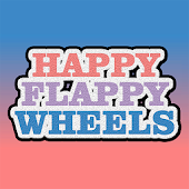 Happy Flappy Wheels